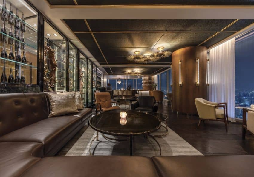 Waldorf Astoria Bangkok Champagne Bar