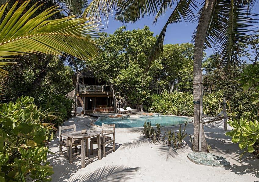 Malediven Soneva Fushi