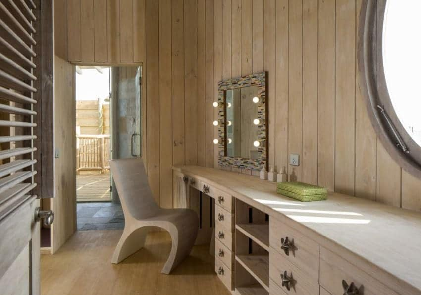 Bedroom Overwater Villa Dressing Room By Richard Waite