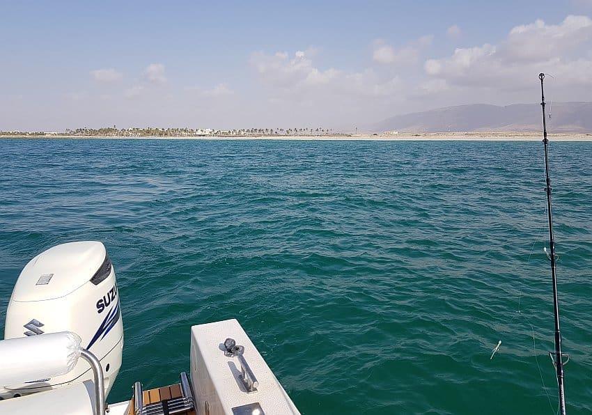 Fischen Salalah