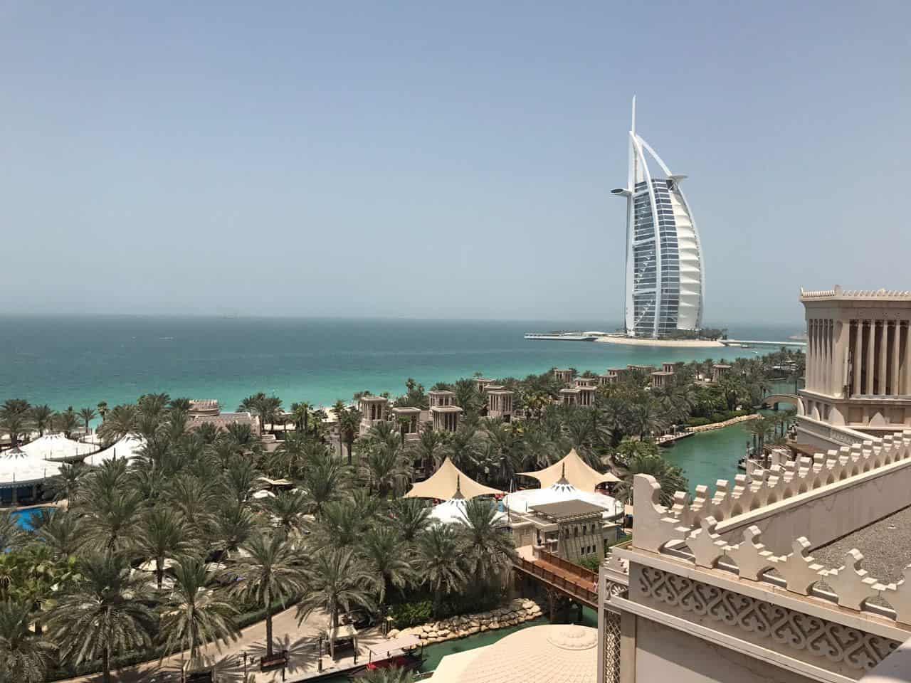 EWTC Inforeise Jumeirah Al Naseem Highlight Hotel