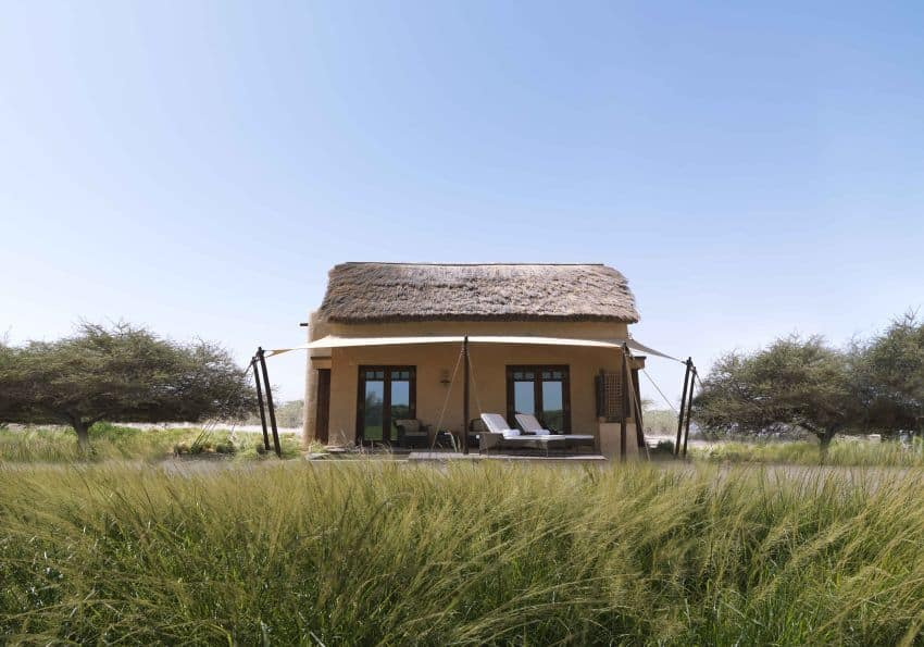 Abu Dhabi Anantara Al Sahel Villa Resort