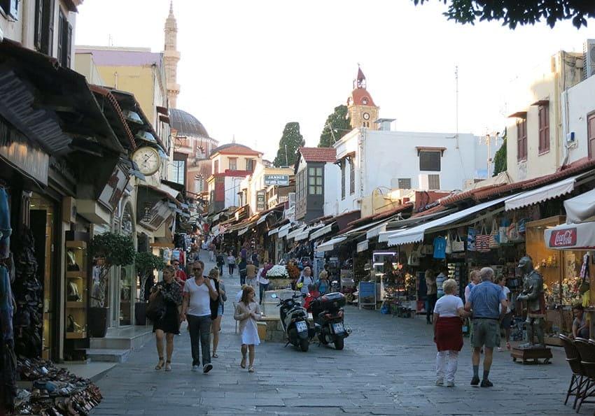 Altstadt Rhodos Stadt