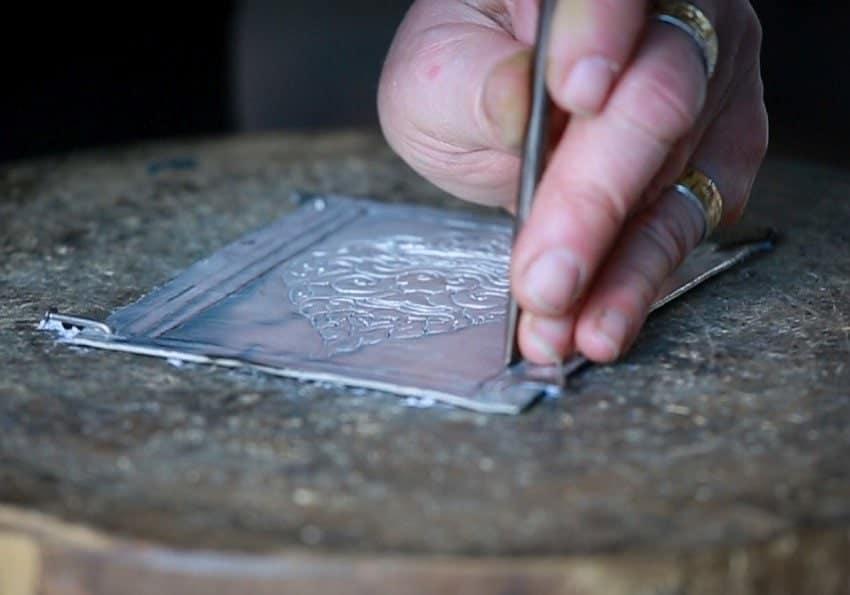 Amuelette selber basteln Nordthailand