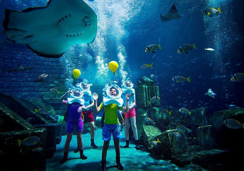 Aquatrek Atlantis