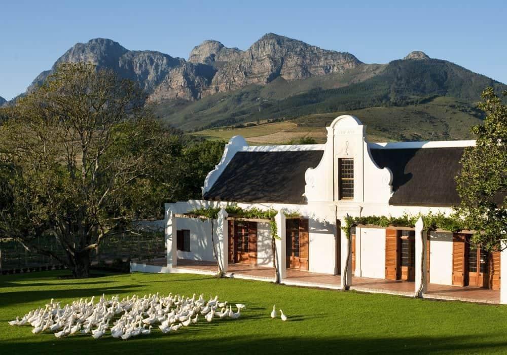 Babylonstoren Südafrika