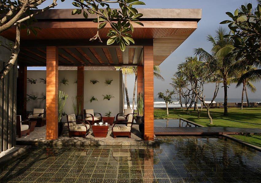 Lobby Spa Samaya Seminyak