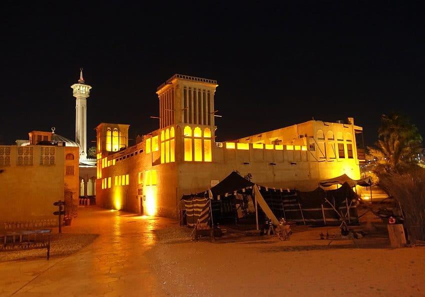 Bastakiya Moschee