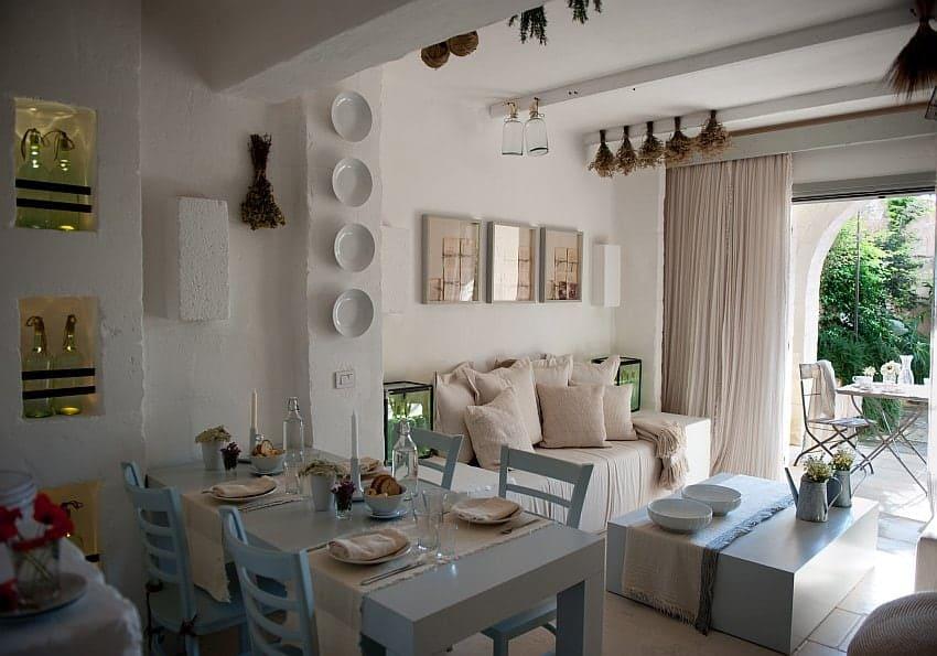 Borgo Egnazia Casetta Magnifica Living Room