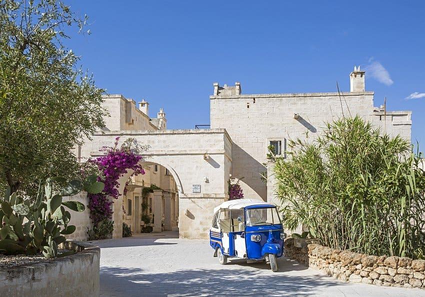 Borgo Egnazia Porto Balì