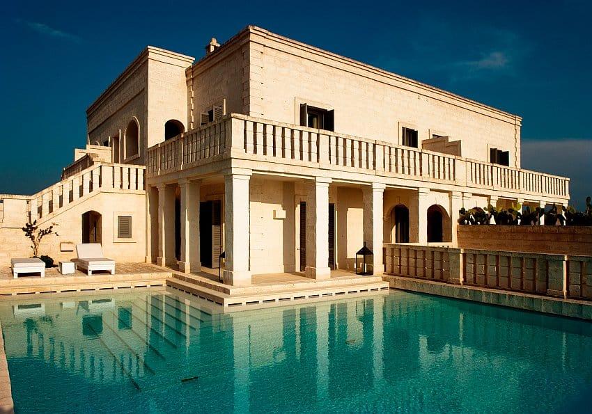 Borgo Egnazia Villa Magnifica Piscina E Esterni