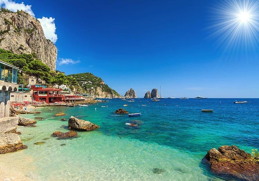 Capri Strand