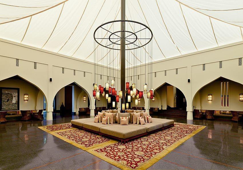 Chedi Muscat Lobby V