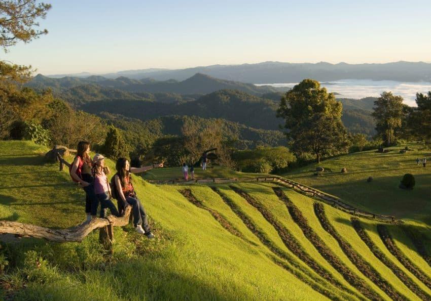 Thailand Norden Huai Nam Dang National Park Chiang Mai