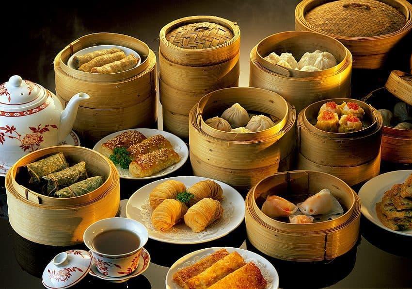 Chinesefood Dimsum