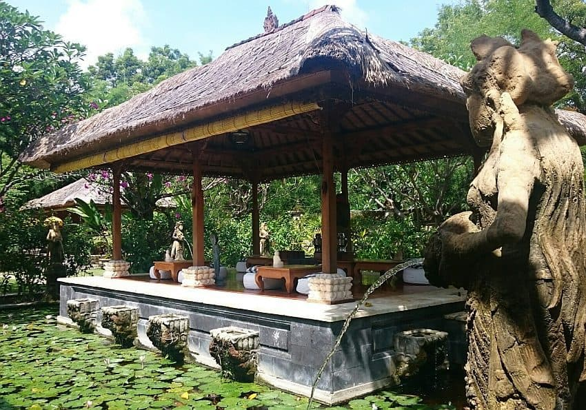 Spa Tempel Wellness Bali