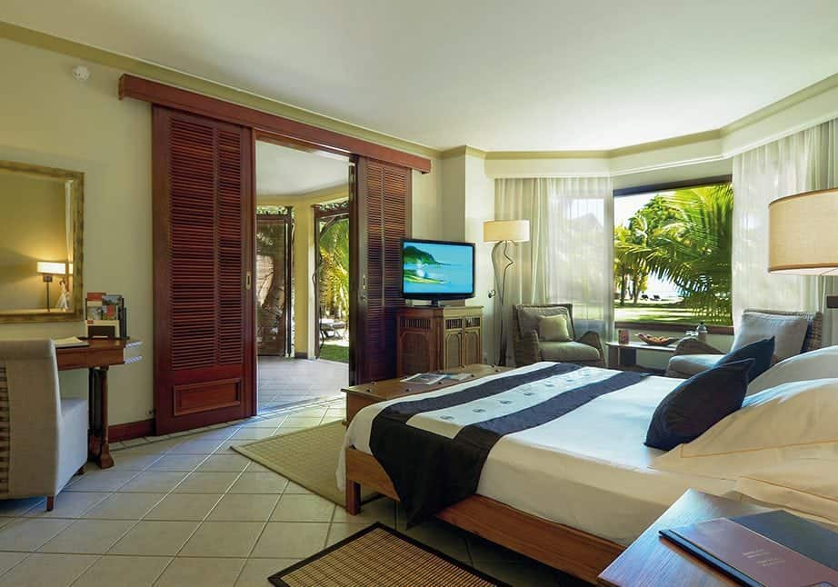 Junior Suite Dinarobin Beachcomber