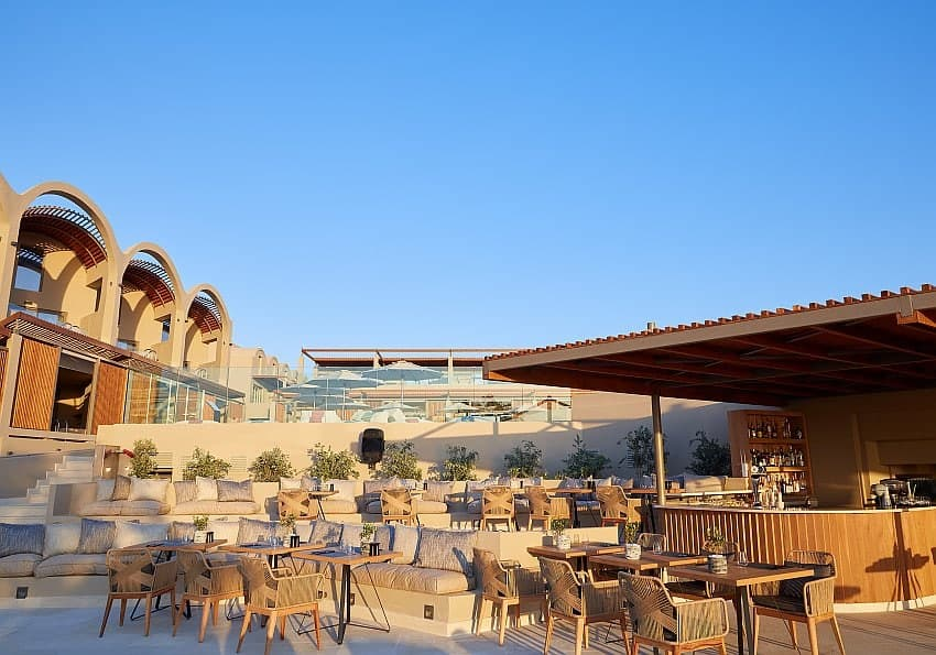 Restaurant Domes Noruz