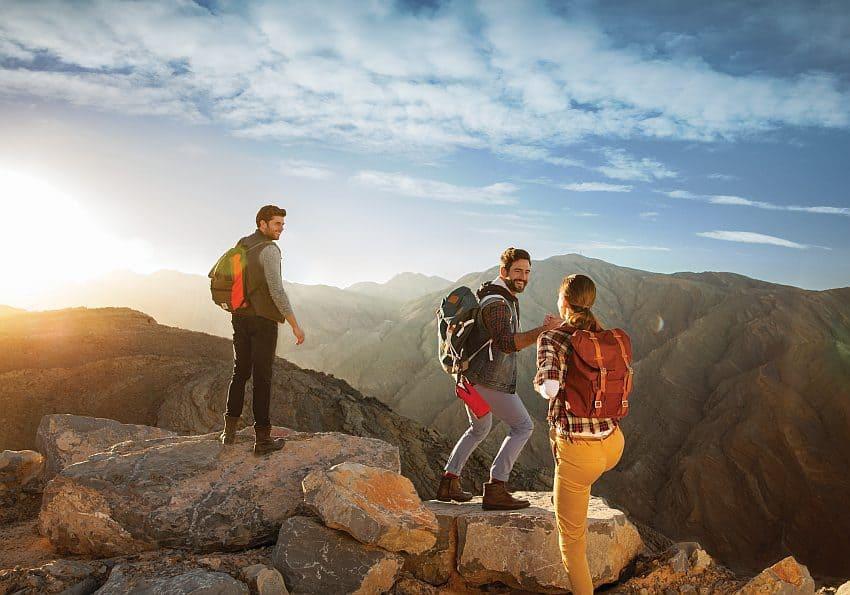 Wandern Emirate