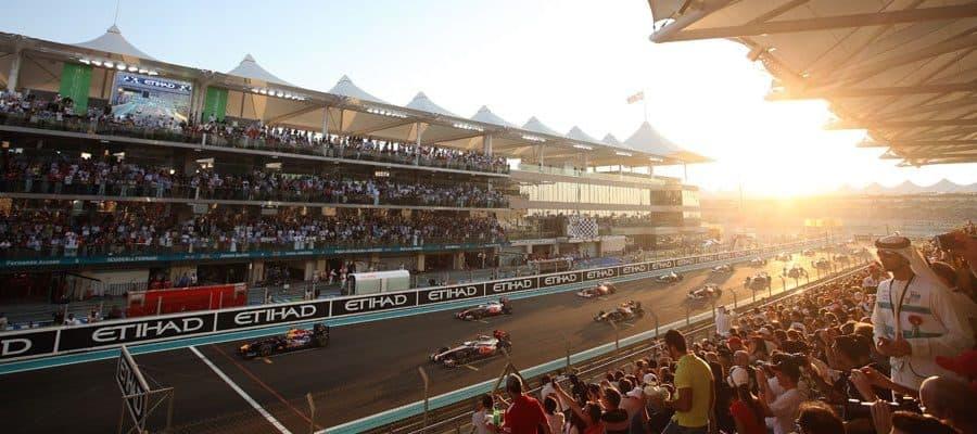 Formel Finale Abu Dhabi Tickets