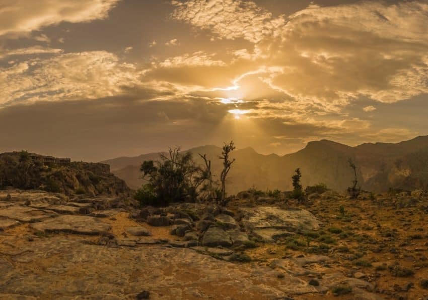 Fotowettbewerb Oman Alila Jabal Akhdar Pierrette Houmard Info@magnolienhof Ch