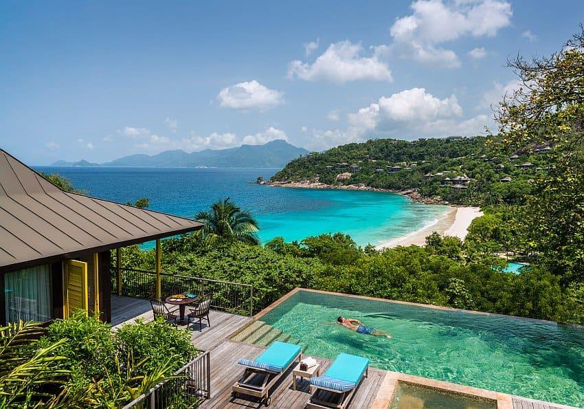 Seychellen Pool Villa