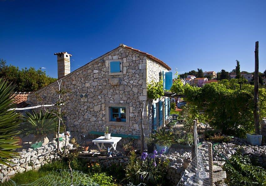 Kroatien Insel Lošinj