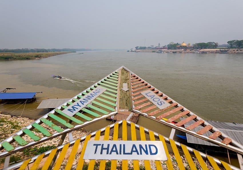 Mekong Dreiländereck