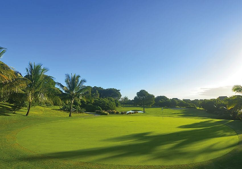 Golfplatz Beachcomber Dinarobin