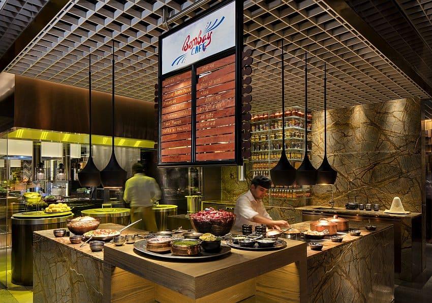 Bombay Restaurant Grand HYatt Dubai