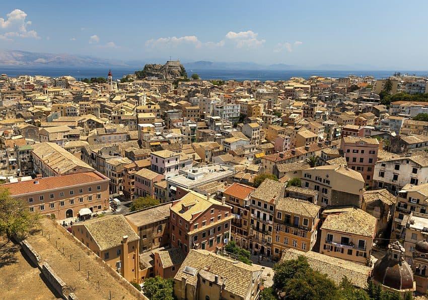 Griechenland Korfu Stadt Istock Medium