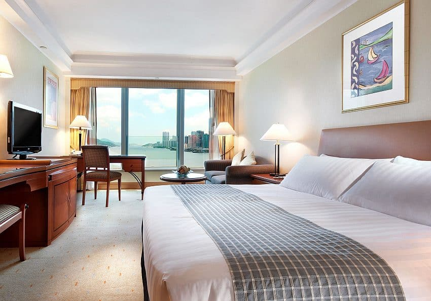 Hongkong Harbour Grand Kowloon Harbourview King New