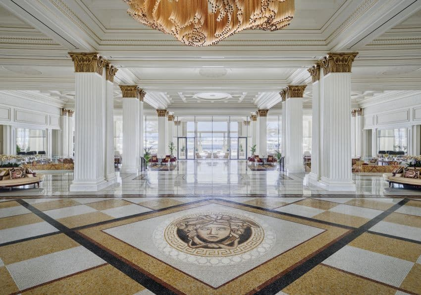 EWTC Palazzo Versace Dubai