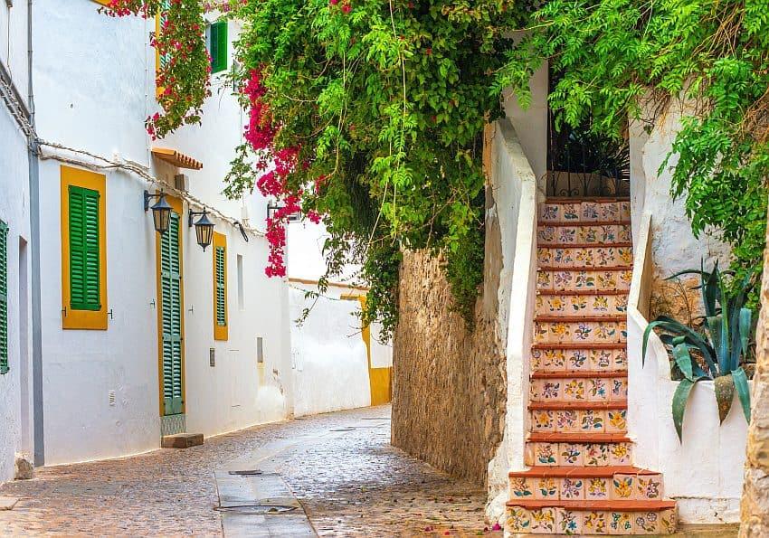 Ibiza Altstadt EWTC