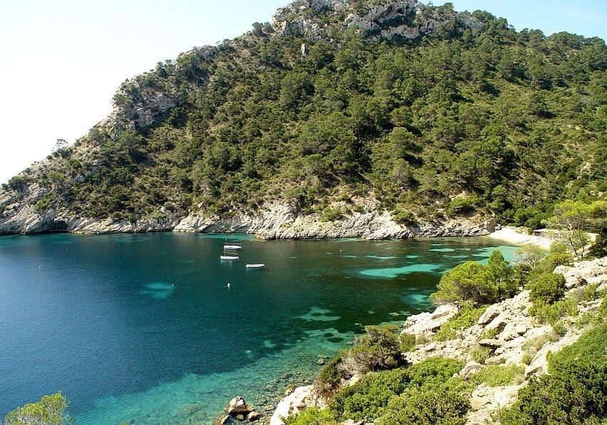 Ibiza Küste