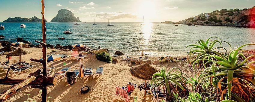 Ibiza Strand Header