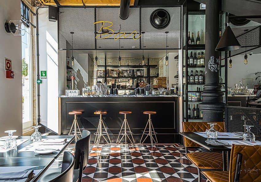 Lisboa 1908 Hotel - Infame Restaurant