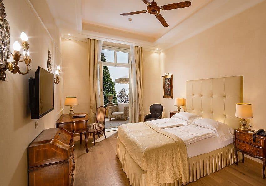 Italien Grand Hotel Fasano Standard Room