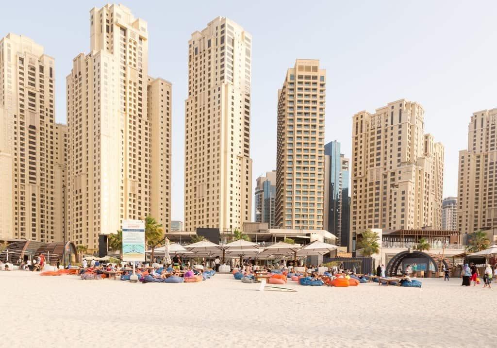 Dubai Strand EWTC Blog