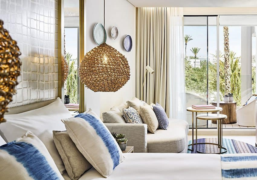 Nobu Hotel Ibiza Bay Zimmer