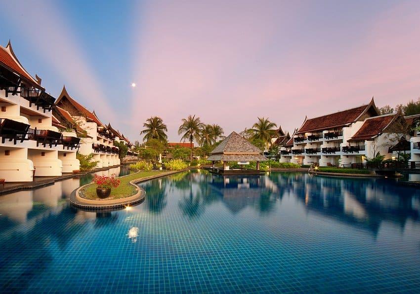 Pool im Khao Lak Marriott