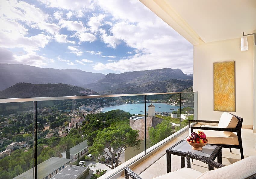 Jumeirah Port Soller Hotel Spa Junior Suite Mountain Views