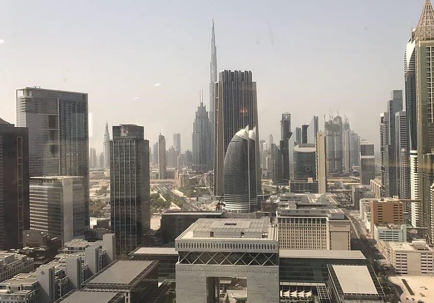 EWTC Inforeise Jumeirah Towers