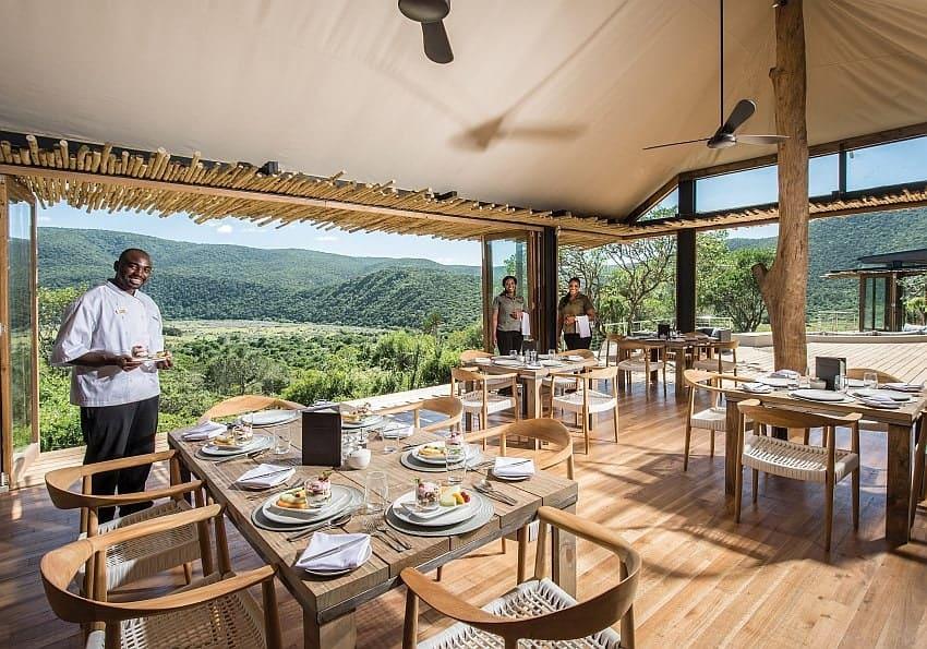 Kaffee und Kuchen Safari Lodge
