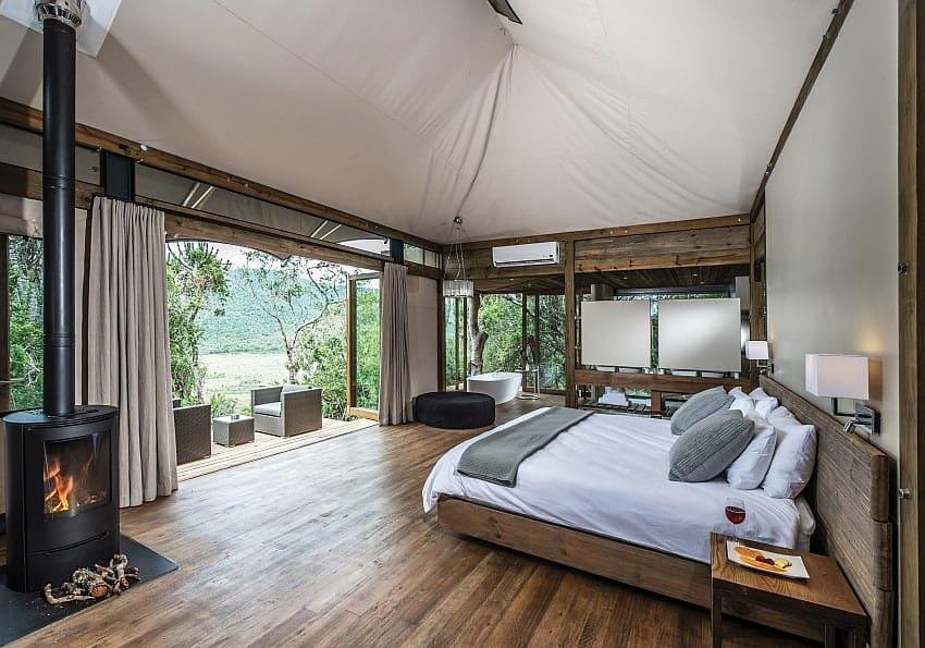 Luxuszelt Kariega Game Reserve