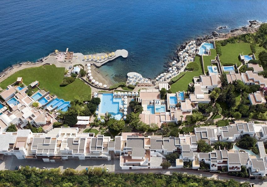 Kreta St Nicolas Bay Resort Hotel Villas