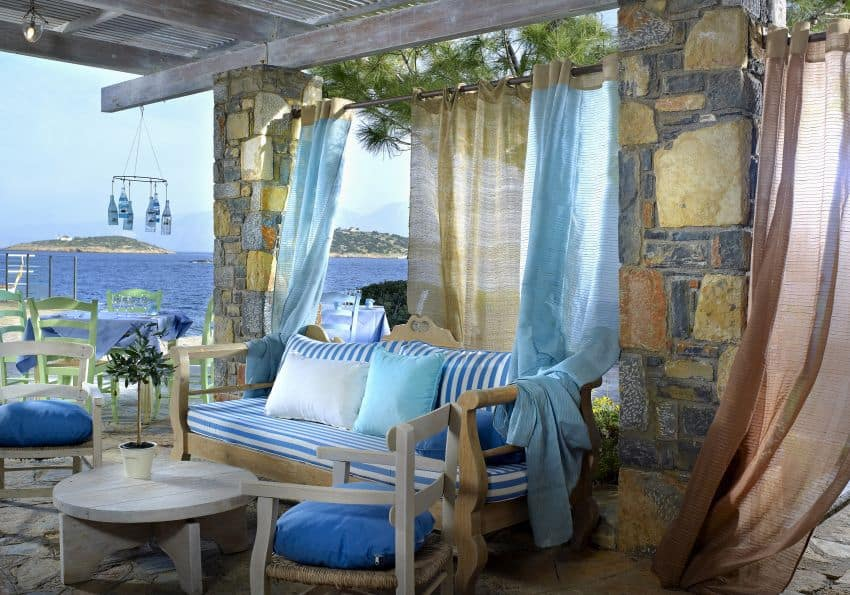 Kreta St Nicolas Bay Kafenion Restaurant