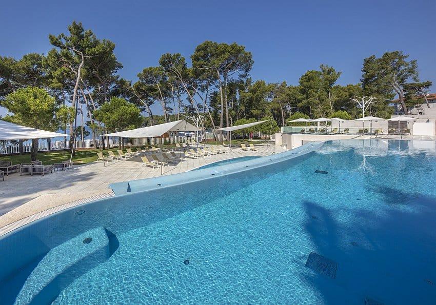 Kroatien Bellevue Losinj Pool