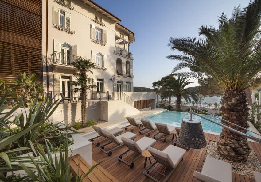 Kroatien Villa Hortensia