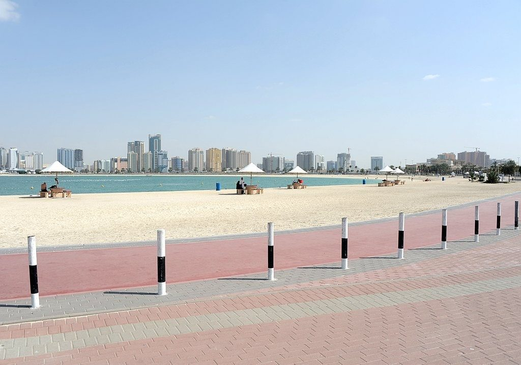 Strände in Dubai EWTC Blog